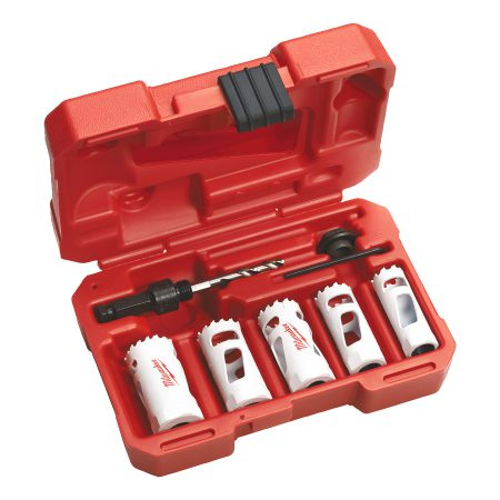 7 pc Hole Dozer Holesaw Set - HOLE DOZER™ bimetal holesaws - sets