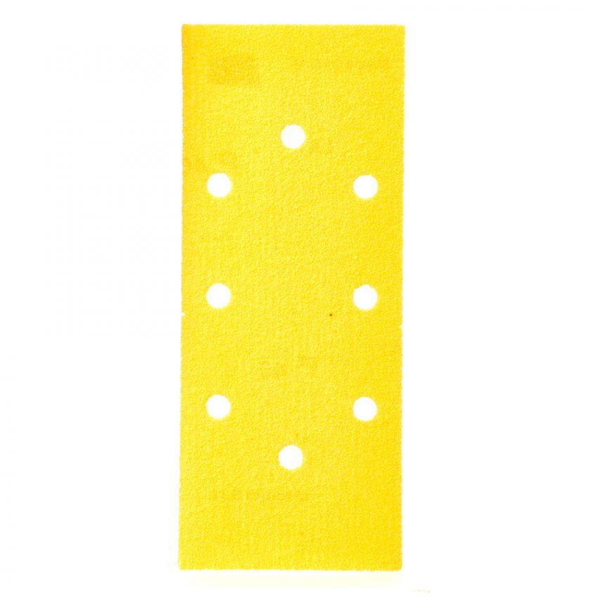 93 x 230 GR 50 - 10 pcs - Sanding sheets for orbital sanders 93 x 230 mm