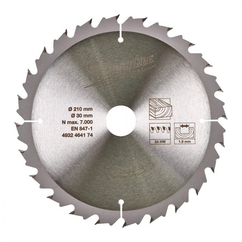 CircS WTS 210x30x24Z -1 pc - Circular saw blades for table saws