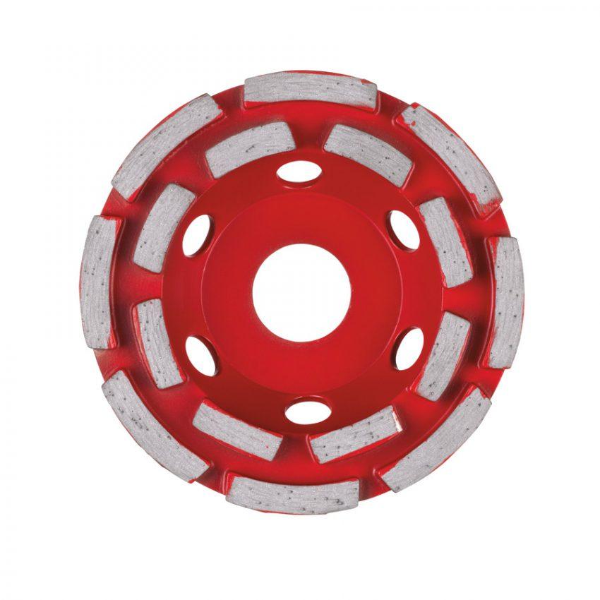 DCWU 100 - Combi-segment diamond cup wheels