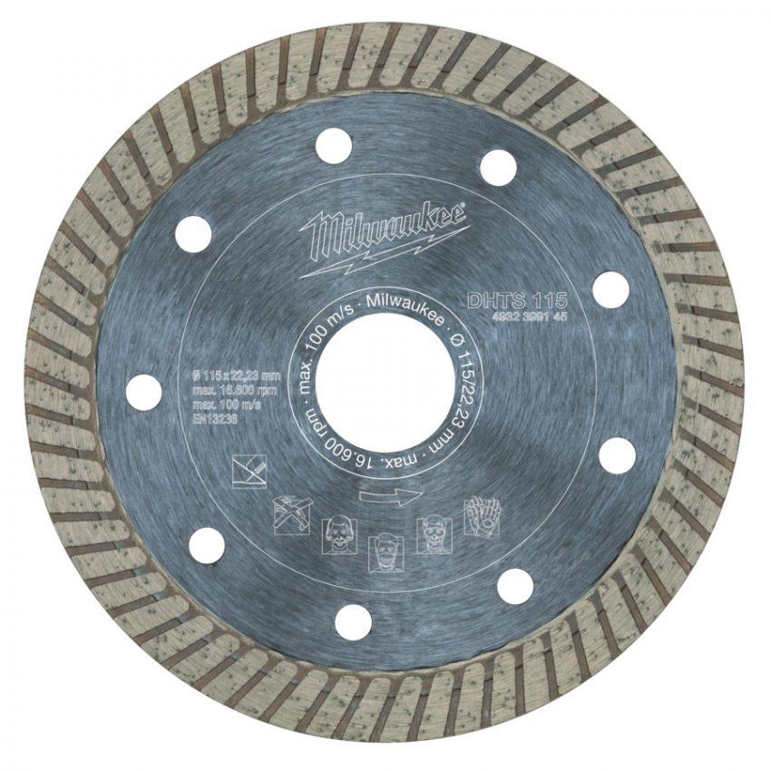 DHTS 115 mm - 1 pc - Diamond blades DHTS