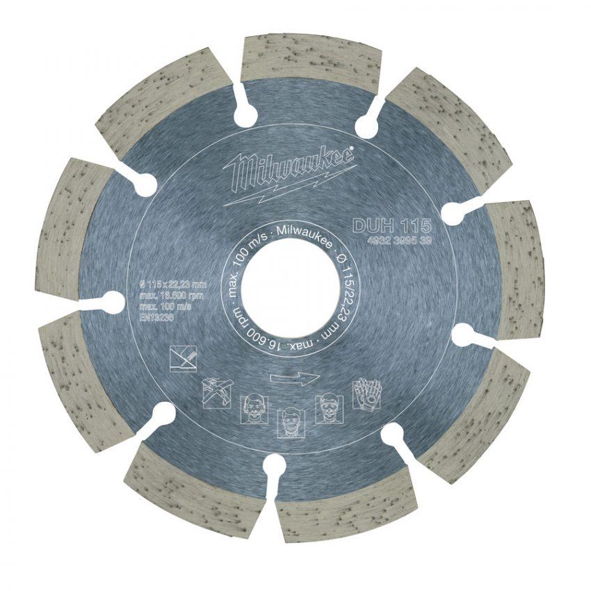 DUH 115 mm - 1 pc - Diamond blades DUH