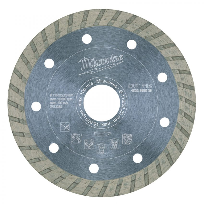 DUT 115 mm - 1 pc - Diamond blades DUT
