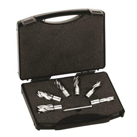 HSSAC Set - 6 pcs - HSS annular cutters set