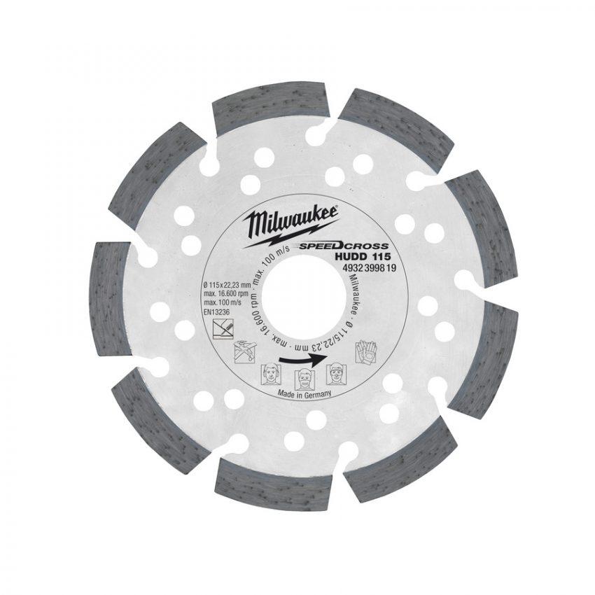 HUDD 115 mm - 1 pc - Speedcross HUDD