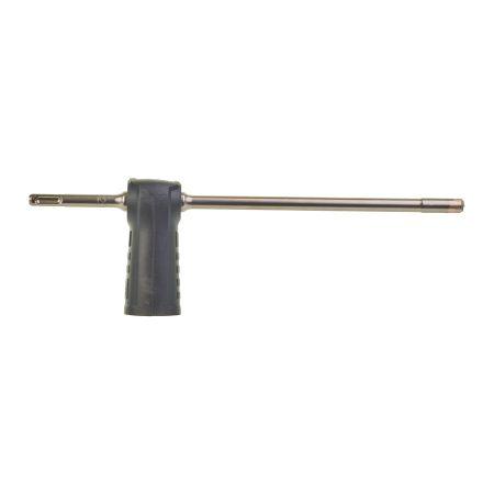 SDS-Plus Dustless 12 x 325 - 1 pc - SDS-Plus dustless drill bits - 4 cut - One piece design