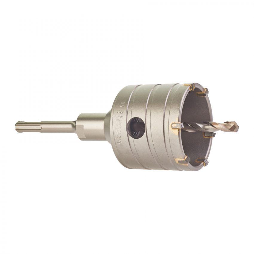 SDS-Plus TCT Core Cutter Set 65 mm - 1 pc - SDSPlus TCT core cutter - set