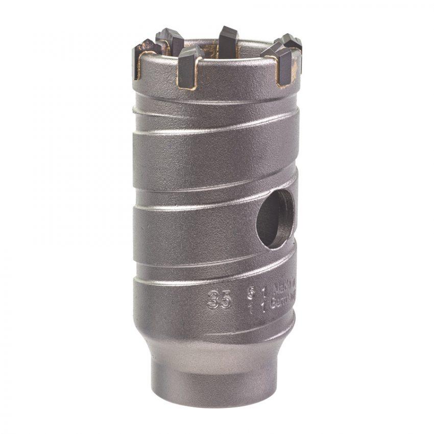 SDS-Plus TCT Core Cutters 35 x 58 - 1 pc - SDSPlus TCT core cutters