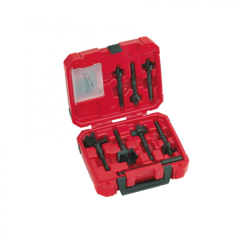 SFD Set - 7 pcs - Selfeed bits contractors kit